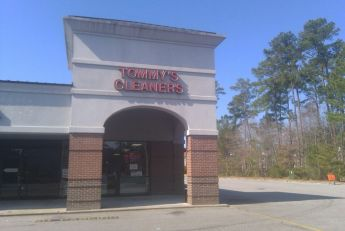 Locatin Tommys Cleaners Goose Creek